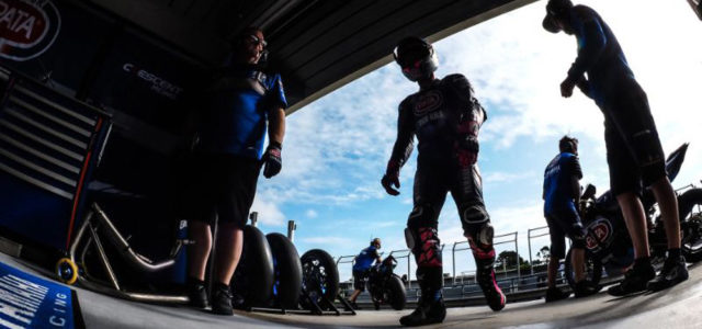 #AUSWorldSBK: The time for talk is over – it's time to go racing