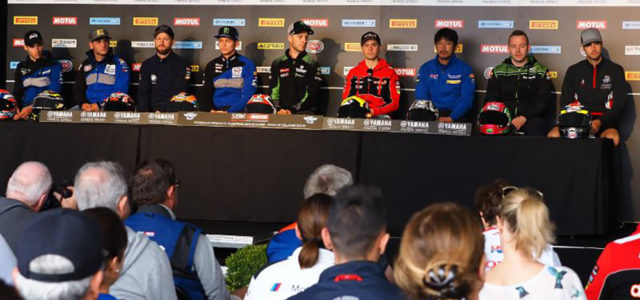 2019 triple treating WorldSBK season officially launched at Phillip Island