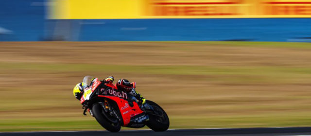 WorldSBK Phillip Island testing concludes with Bautista the man to beat in Australia