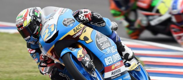 Team Estrella Galicia 0,0 riders Alonso Lopez and Sergio Garcia leave Argentina empty-handed despite hard work
