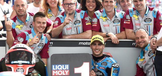 Xavi Vierge secures brilliant Argentine pole, Alex Marquez fourth