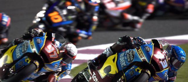 Alex Marquez and Xavi Vierge score solid top ten in new Moto2 era