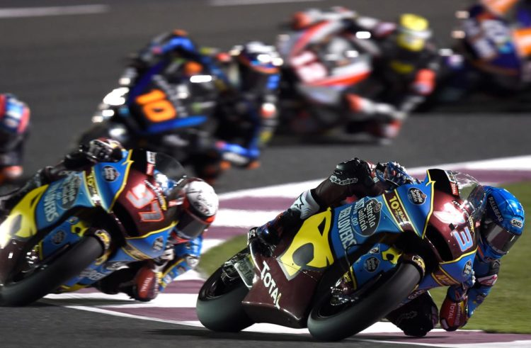 Alex Marquez and Xavi Vierge score solid top ten in new Moto2 era