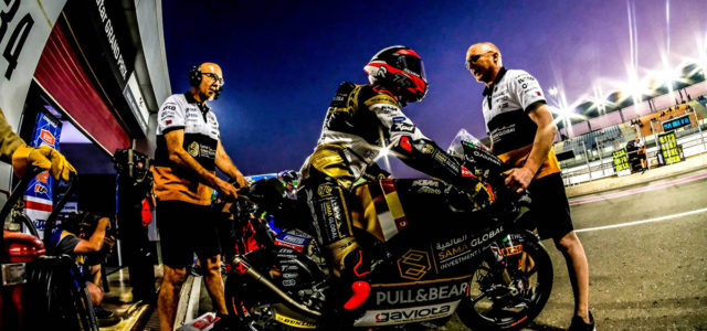Albert Arenas and Raul Fernandez give Angel Nieto Team double top ten in Qatar qualifying
