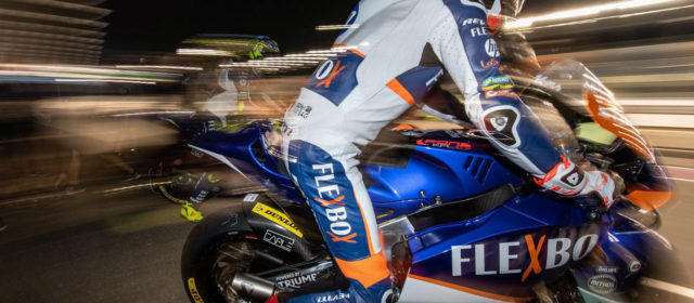 Augusto Fernández to start the Qatar Grand Prix from tenth position