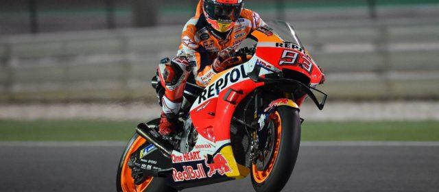 Qatar GP, day one roundup: MotoGP, Moto2, Moto3