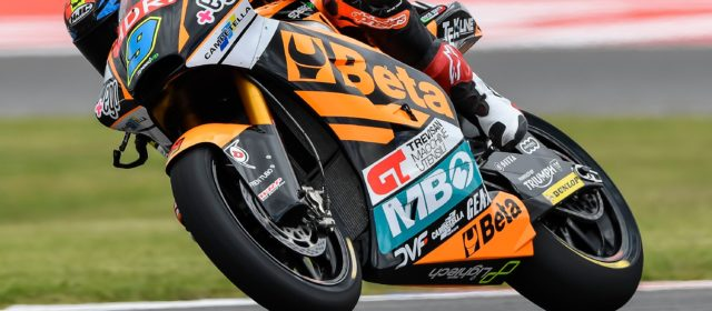 Jorge Navarro takes 8th place in Argentina GP
