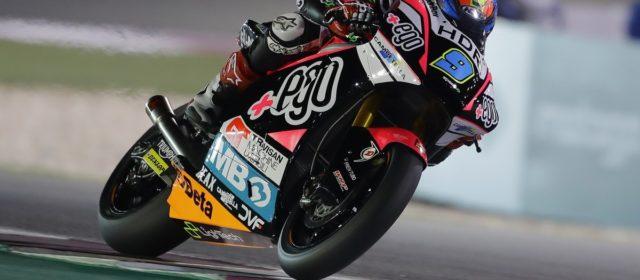 Fourth row for Jorge Navarro in Qatar qualifying