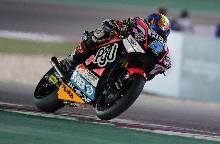 Fourth row for Jorge Navarro in Qatar qualifying