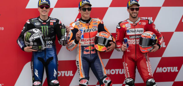 Marc Marquez storms to fifth Argentina GP pole, Jorge Lorenzo starts 12th