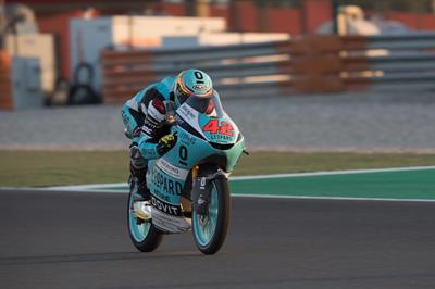 Fourth position for Marcos Ramirez in Qatar