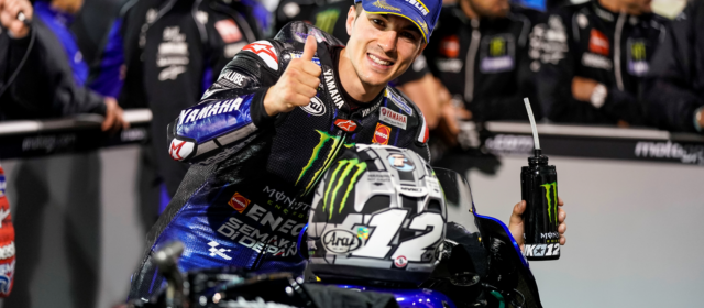 Maverick Viñales to Start Qatar GP from Pole Position
