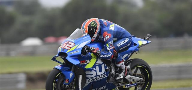 Tough qualifying in Argentina for Alex Rins and Joan Mir