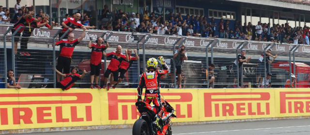 #THAWorldSBK– Day 3 Bautista makes it six out of six wins in Buriram