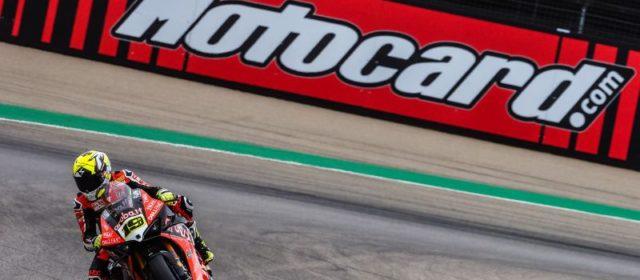 #AragonWorldSBK– Day 1 report: World Superbike, World Supersport, WorldSSP300