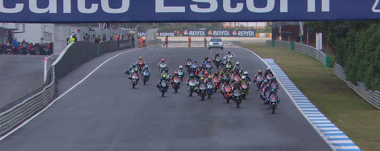 VIDEO: CEV Repsol, Estoril: ETC race 2 highlights