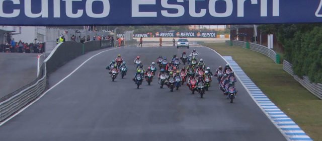 VIDEO: CEV Repsol, Estoril: ETC race 2 highlights