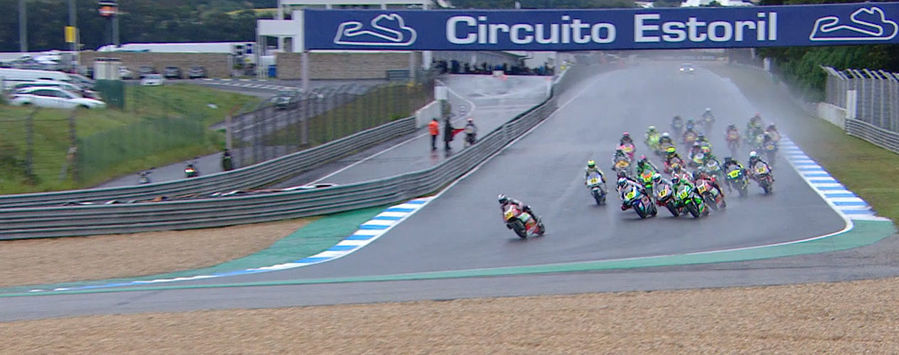 VIDEO: CEV Repsol, Estoril: Moto2 race 1 highlights