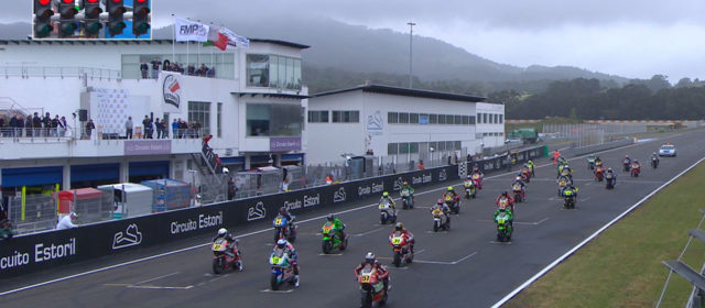 VIDEO: CEV Repsol, Estoril: Moto2 race 2 highlights