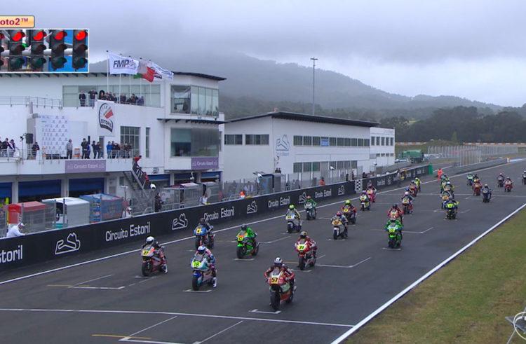 VIDEO: CEV Repsol, Estoril: Moto2 race 2 highlights