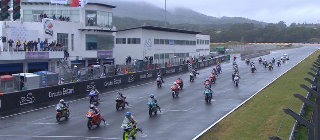 VIDEO: CEV Repsol, Estoril: Moto3 race highlights