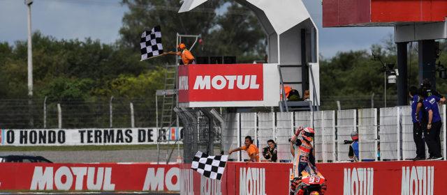 Argentina GP, raceday roundup: MotoGP, Moto2, Moto3