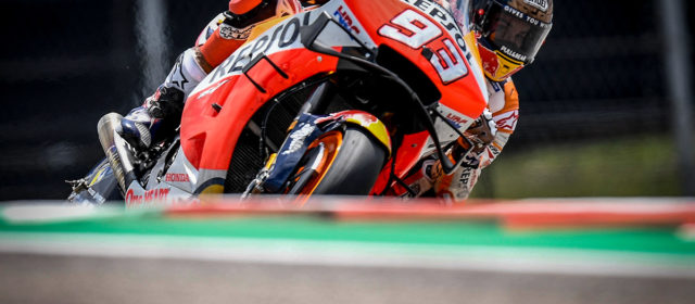 Grand Prix of the Americas, qualifying roundup: MotoGP, Moto2, Moto3