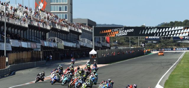 Valencia delivers a thrilling day's racing in CEV Repsol round 2