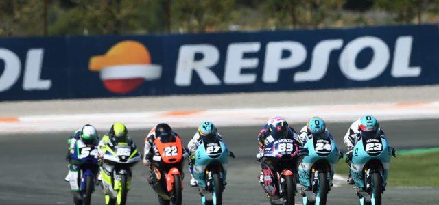 CEV Repsol, Valencia – Qualifying roundup