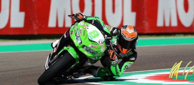 Mika Perez interview: disappointed over Imola, but confident for Jerez