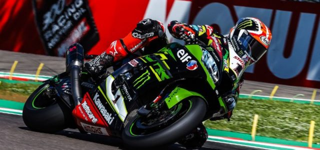 #ITAWorldSBK– Day 1 roundup: World Superbike, World Supersport, WorldSSP300