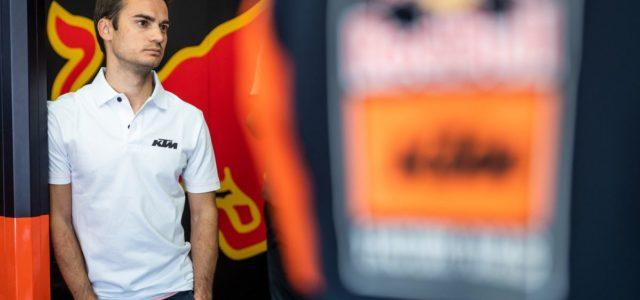 Dani Pedrosa to start KTM testing role in June