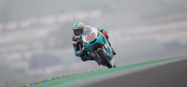 Marcos Ramirez sixth on Le Mans grid