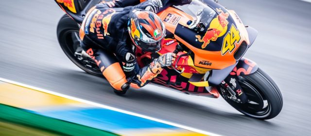 Pol Espargaro qualifies 12th in tricky conditions at Le Mans