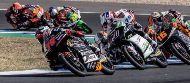 Excellent 5th place for Albert Arenas in Jerez comeback, DNF for Raul Fernandez