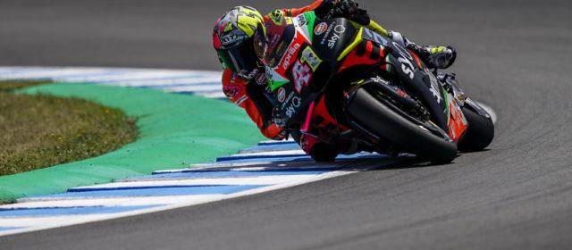 Sixth row for Aleix Espargaró in Jerez qualifying