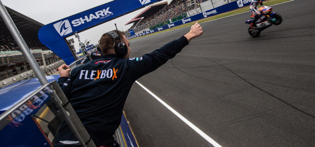 Augusto Fernandez takes excellent third place in Le Mans