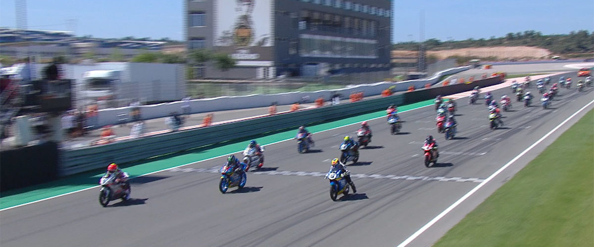 VIDEO: CEV Repsol, Valencia – ETC race 1 highlights