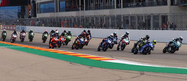 Acerbis Spanish Round to host two main WorldSSP300 races