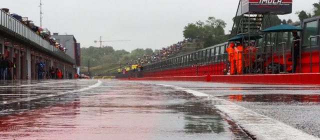 #ITAWorldSBK – WorldSBK Race 2 and WorldSSP300 races cancelled due to weather conditions in Imola