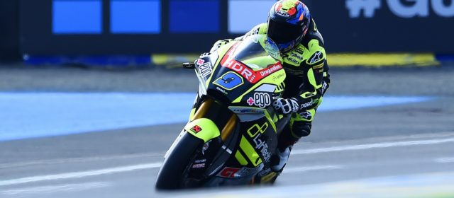 Jorge Navarro took third consecutive podium in Le Mans