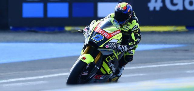 Jorge Navarro took third consecutive podium in Le Mans