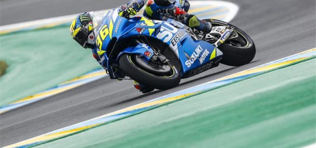 Joan Mir and Alex Rins qualify 18th and 19th in Le Mans