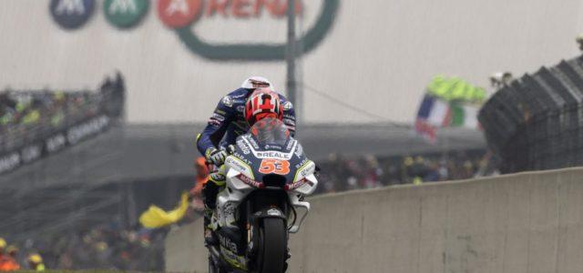 Unfortunate outcome in the French Grand Prix for Tito Rabat