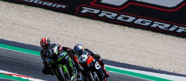 #RiminiWorldSBK – Day 3 roundup: World Superbike, World Supersport, WorldSSP300