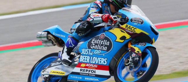 Assen qualifying sees Sergio Garcia line up 16th, with Alonso Lopez 24th