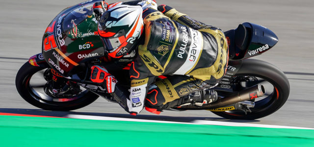 Albert Arenas lines up 6th in Catalan GP, Raul Fernandez 15th