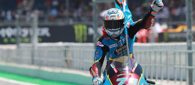 Alex Marquez takes magnificent Catalan GP win, Xavi Vierge finishes 8th