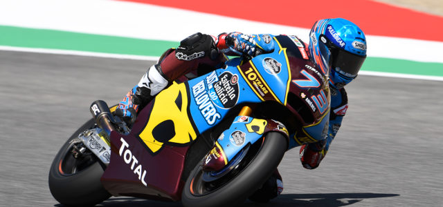 Alex Márquez charges to front row in record-breaking Mugello qualifying, Xavi Vierge 17th