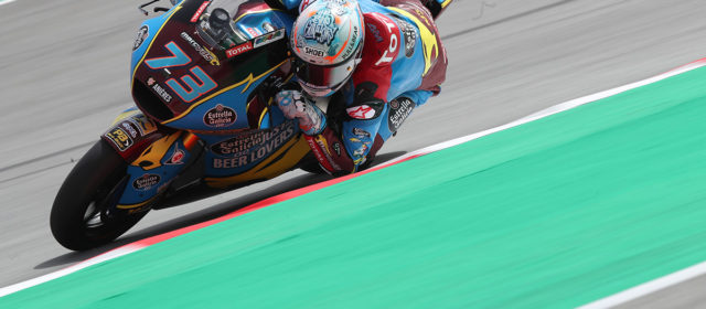 Alex Márquez chases home podium in Barcelona from second row, Xavi Vierge lines up 20th